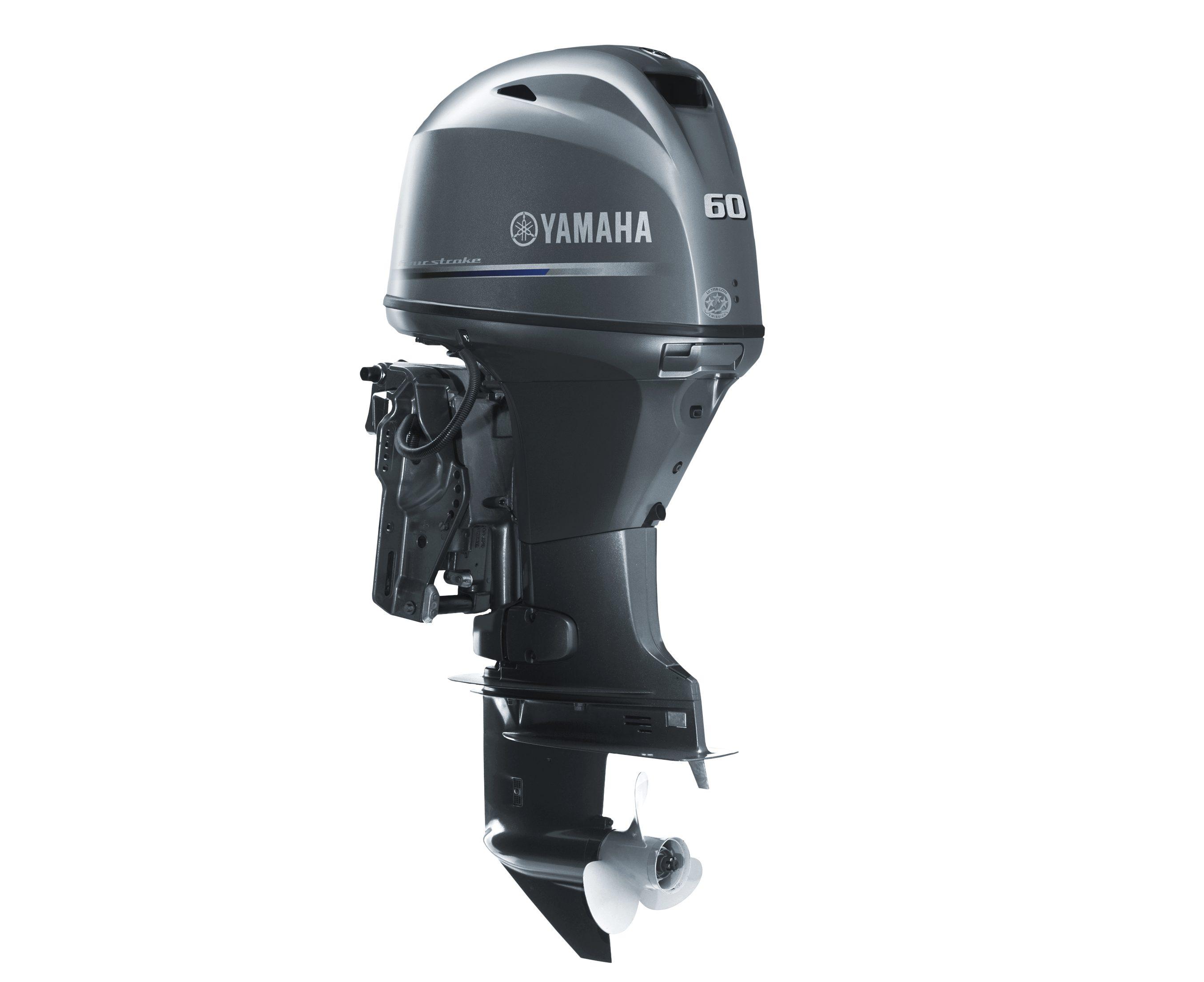 Yamaha F60FETL Image