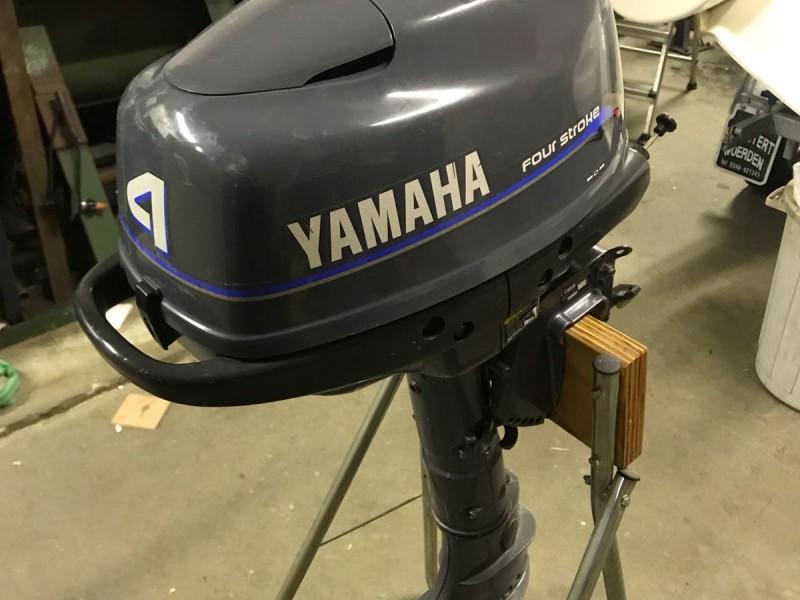 yamaha 4pk profile