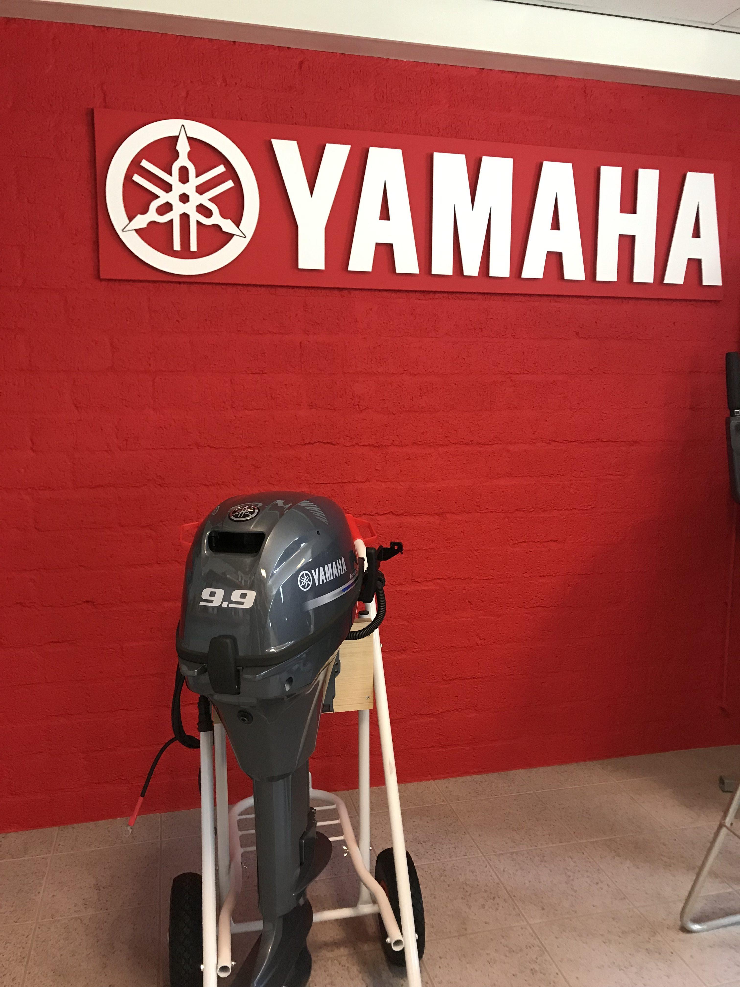Yamaha F9.9 Image