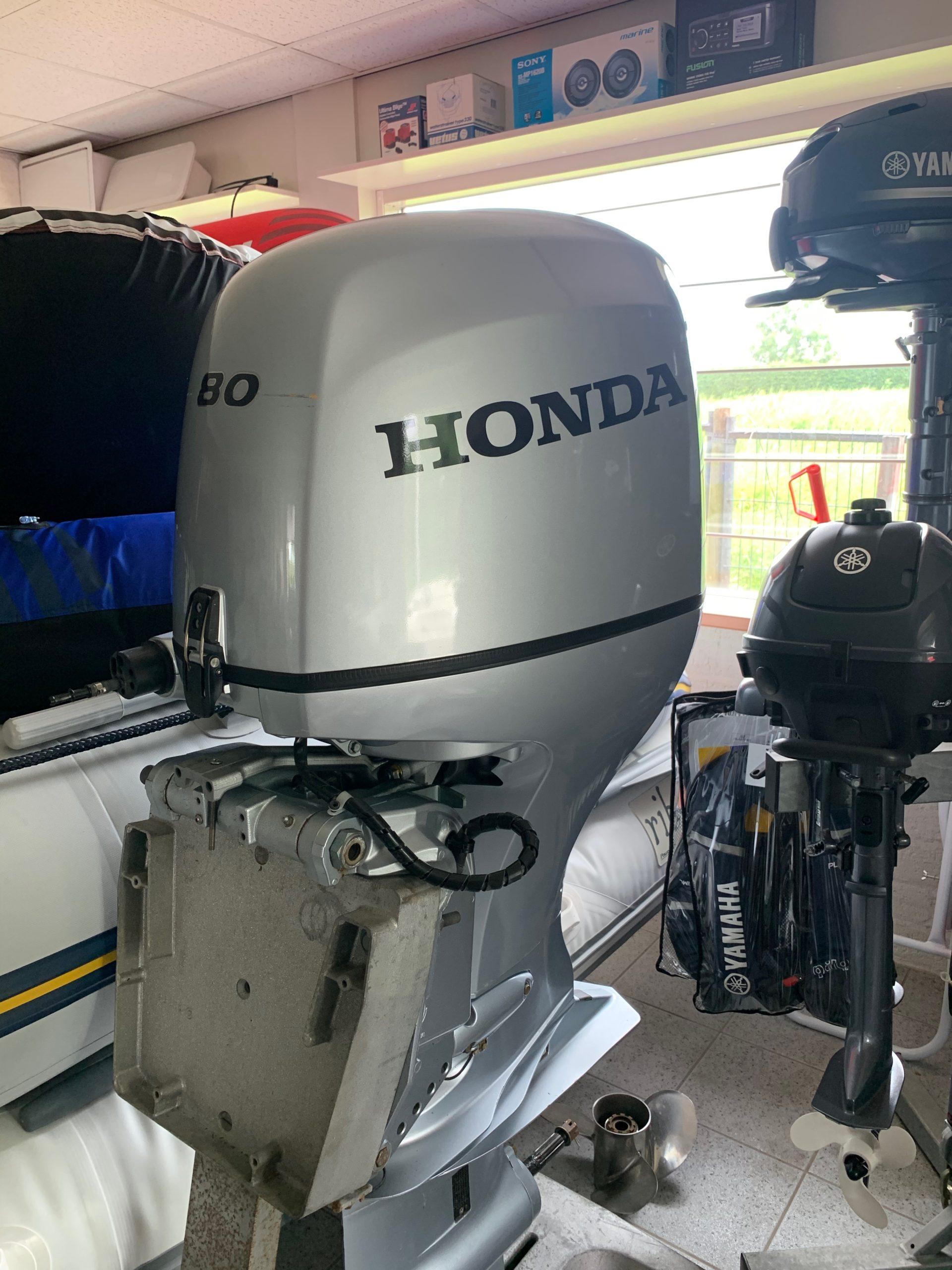 Honda BF80 Image