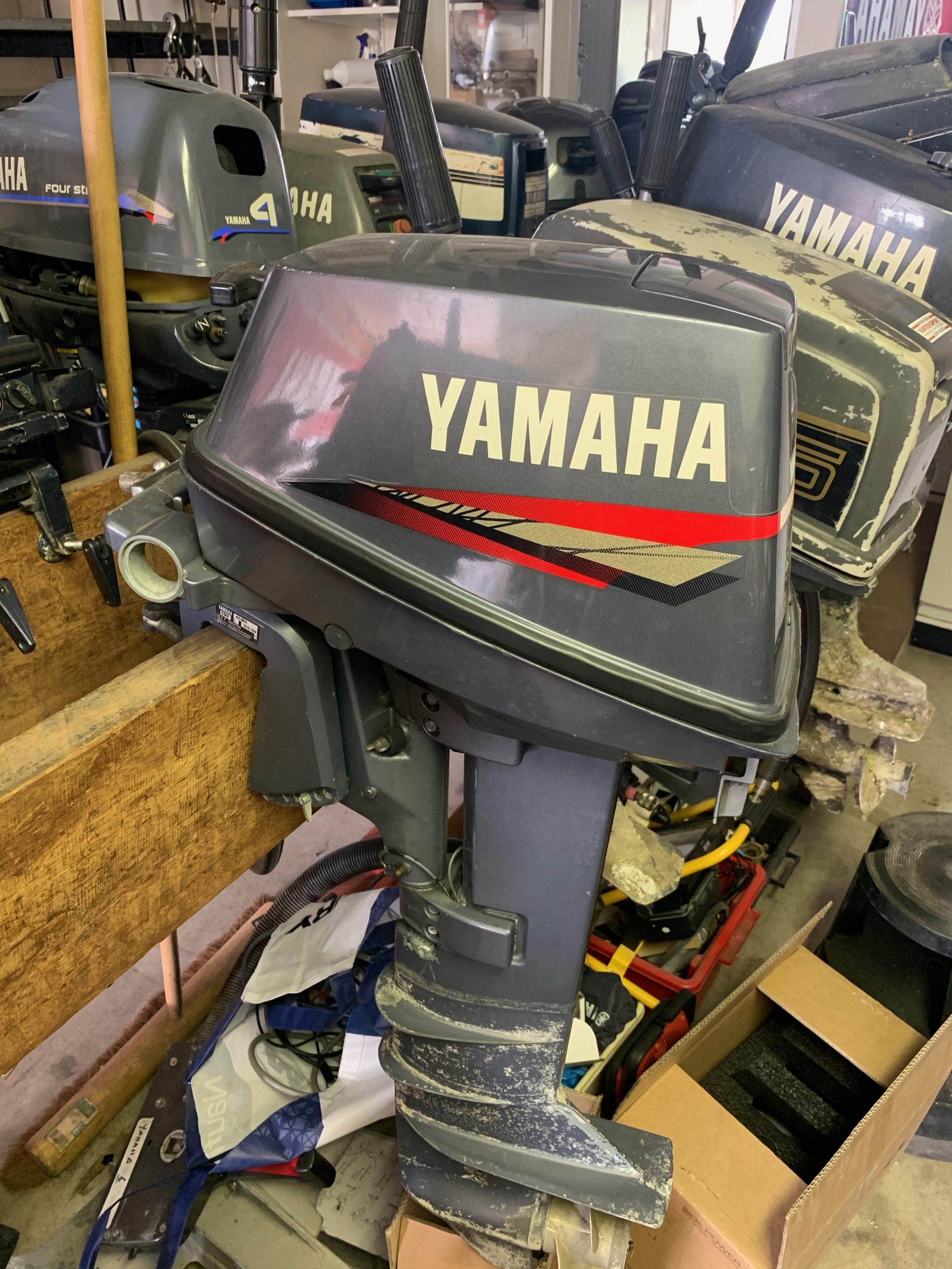 Yamaha F6CMH Image