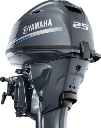 Yamaha F25 GETL - Demo Image